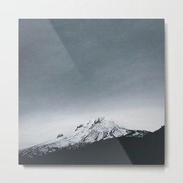 Mt. Hood x Oregon Metal Print