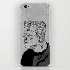 Karloff's Monster iPhone & iPod Skin