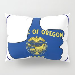 Thumbs Up Oregon Pillow Sham