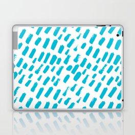 Dashing Darling - Aqua Laptop & iPad Skin
