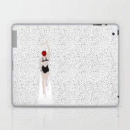 Swimming points Laptop & iPad Skin