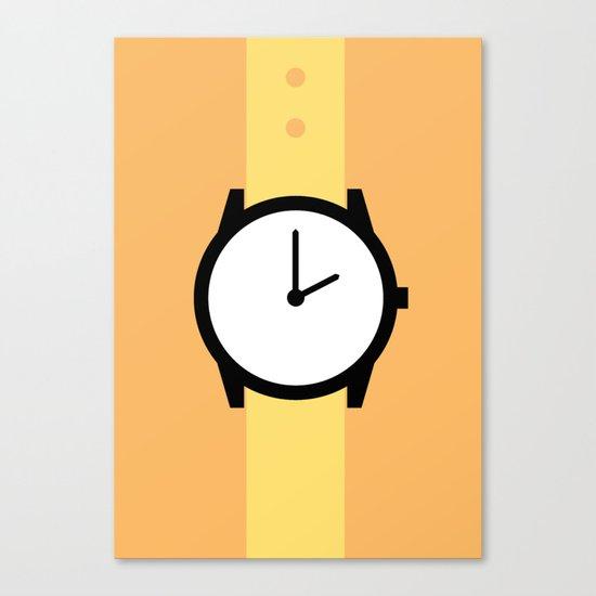#87 Watch Canvas Print