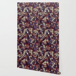 Fractal Gems 01 - Fall Vibrant Wallpaper