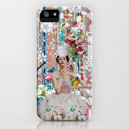 Dear Liza iPhone Case