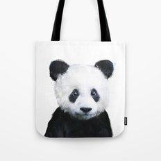 Little Panda Tote Bag
