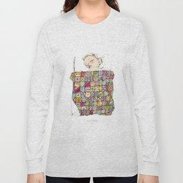 sleeping child Long Sleeve T-shirt