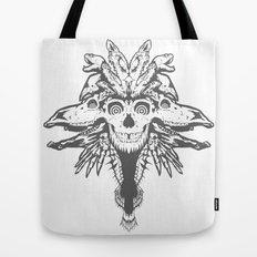 GOD III Tote Bag
