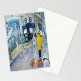 Monte-Carlo Cartier Society Women Stationery Cards