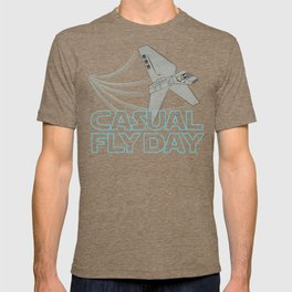 Casual Fly Day T-shirt