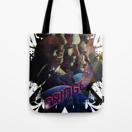 FRINGE ILLUSTRATION TV SERIES Tote Bag