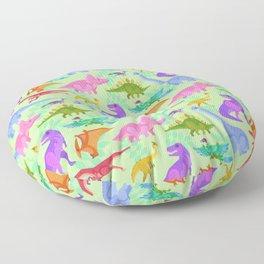 Dinos! Floor Pillow