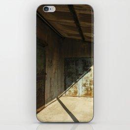 laugh at locksmiths iPhone Skin