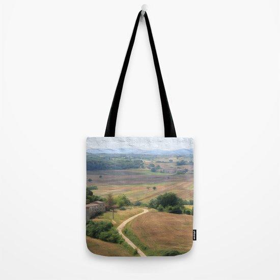 Tuscan Vista Tote Bag