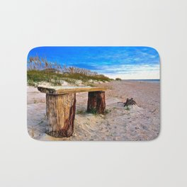 Sit and Rest Awhile Bath Mat