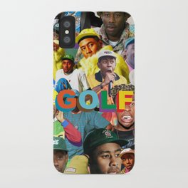 collage tyler the head iPhone Case