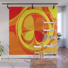 Oranges and Lemons Wall Mural