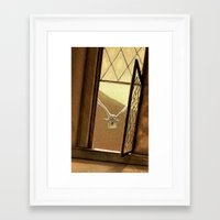 hedwig Framed Art Prints featuring Hedwig by SydniArt