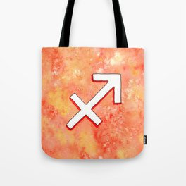 Zodiac sign : Sagittarius Tote Bag
