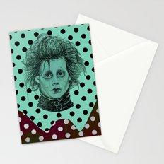 Scissorhands Stationery Cards