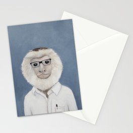 Year of the Monkey Stationery Cards