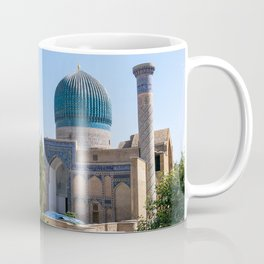 Gur-e Amir mausoleum of Timur - Samarkand, Uzbekistan Coffee Mug