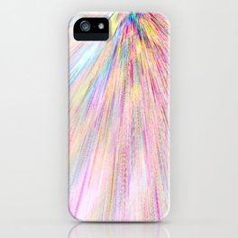 Re-Created Rapture 2 by Robert S. Lee iPhone Case