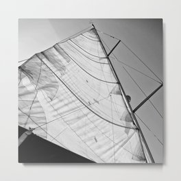 Nautical 5 Metal Print