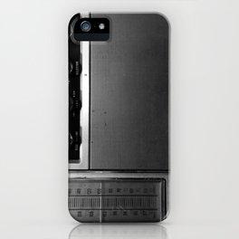 Tune In iPhone Case