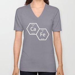 CaFe Unisex V-Neck