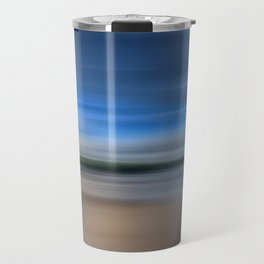 Beach Blur Travel Mug
