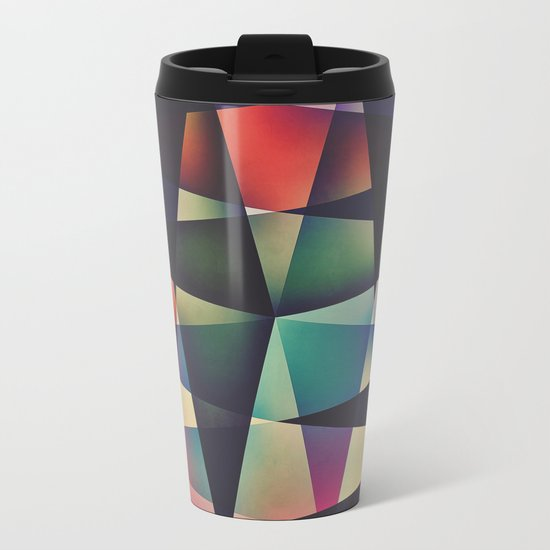 tyltyd wyndww Metal Travel Mug