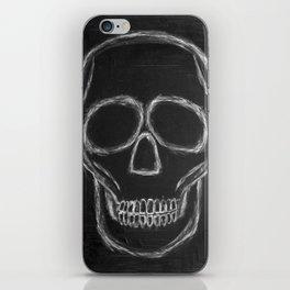 No. 57 - The Skull iPhone Skin