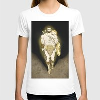hercules T-shirts featuring Hercules by wyguy5
