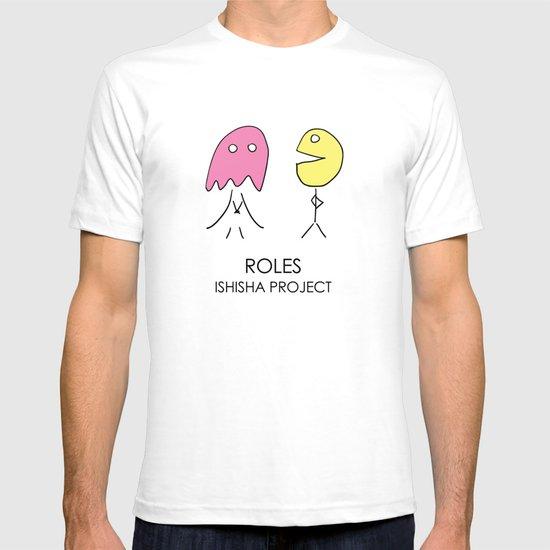 ROLES by ISHISHA PROJECT T-shirt