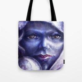 Snowqueen Tote Bag