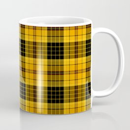 King in Yellow Tartan | Cosmic Horror Tartan | Home of Tartan Original Design Coffee Mug