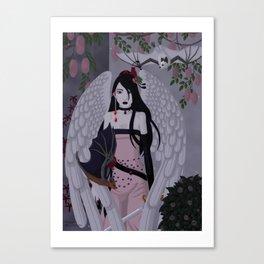 batkeeper Canvas Print