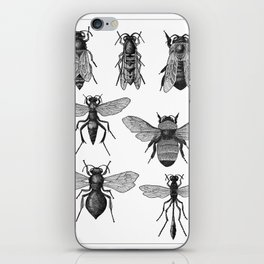 Bees and Wasp iPhone Skin