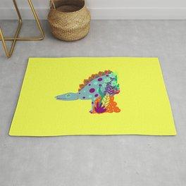 Stegosaurus Rug