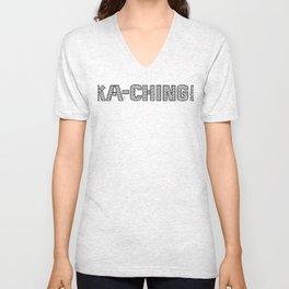 KA-CHING! Unisex V-Neck