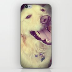 Man's Best Friend iPhone & iPod Skin