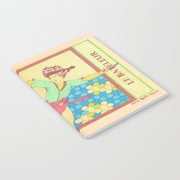Tarot Card-The Juggler-Le Bateleur Notebook