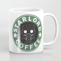 starlord Mugs featuring Starlord coffee by withoutwax94