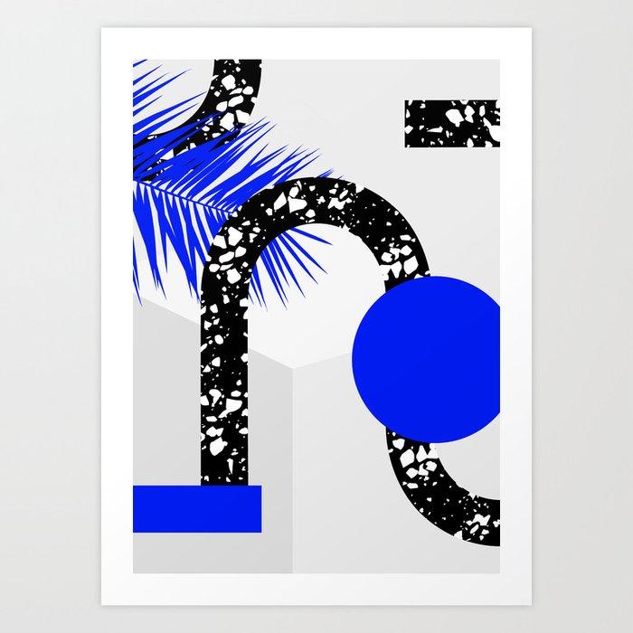 Drill Art Print