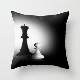 Pion Chess Throw Pillow