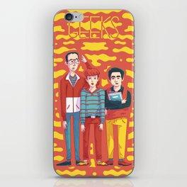 Geeks iPhone Skin