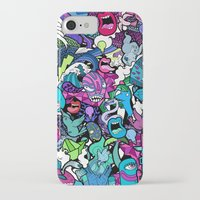 flash iPhone & iPod Cases featuring Flash! by Vanessa Teodoro