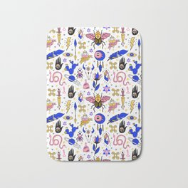 Magic pattern no1 Bath Mat