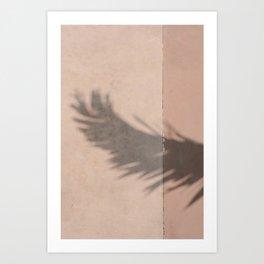 minimal india #4 Art Print