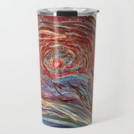 The Rose Nebula Travel Mug